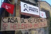 Movimento de Mulheres Olga Benário realiza ocupação de prédio em Mauá
