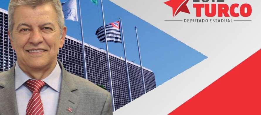 Luiz Turco (PT) promove Plenária de Prestação de Contas em SBC nesta quarta (16)