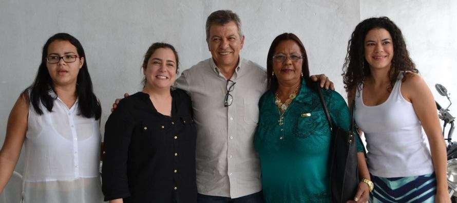 Luiz Turco reforça construção partidária no#DiadeMobilizaçãoPTSP