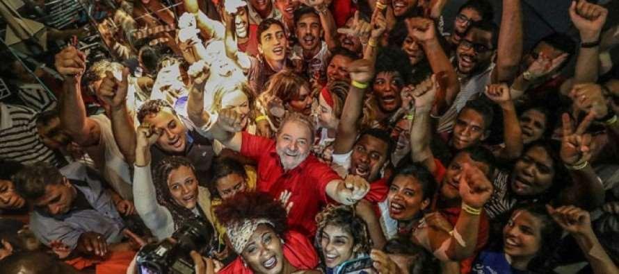 """Lula: 'Nós reconhecemos o que Mais Médicos fizeram pelo Brasil"""""""