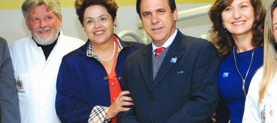 Parceria de Marinho com Governo Dilma traz qualidade de vida a SBC