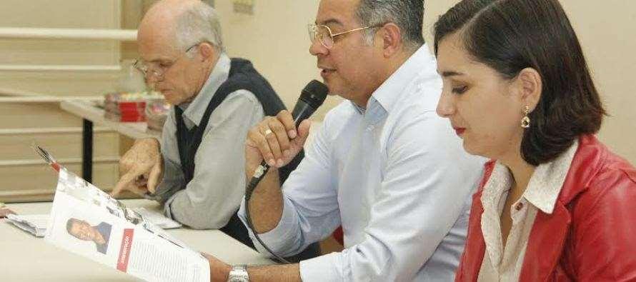Em lançamento de revista, Setorial de Segurança Alimentar do PT Santo André prega interação com a sociedade