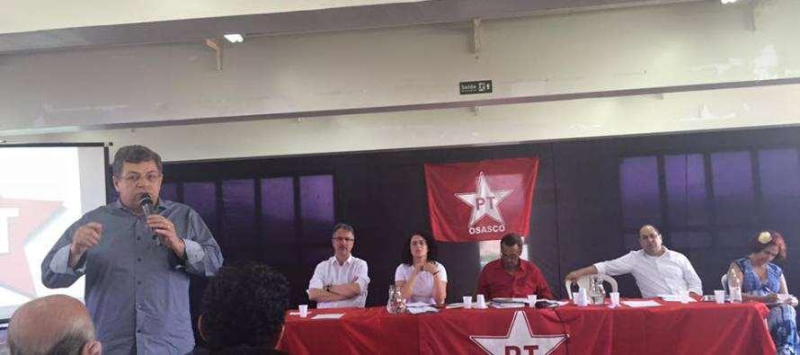 """Emidio de Souza: """"#DiadeMobilizaçãoPTSP produz frutos para fortalecimento do partido e ações em prol da sociedade"""""""