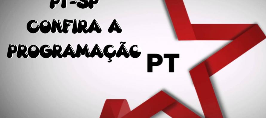 """#AgendãoPTSP:Ato """"Primavera Democrática"""" e Etapas Municipais da Juventude são destaques da semana"""