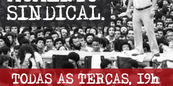 TRANSMISSÃO GALERA - TERÇAS, 19h