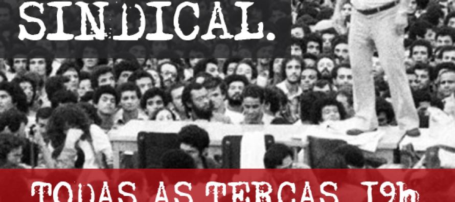 """Programa """"Momento Sindical"""" com apresentação de Zé Paulo acontece às 19h desta terça (12)"""