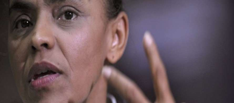 Ex aliada de Alckmin, Marina critica tucano por retardar racionamento em SP