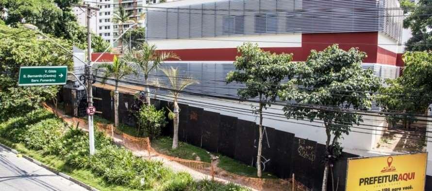 [#SantoAndré] – Grana vai entregar obra de UPA no final de Janeiro