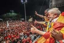 """Lula no Ceará: """"Durante nosso governo, o Nordeste passou a crescer mais rápido que o resto do país"""""""
