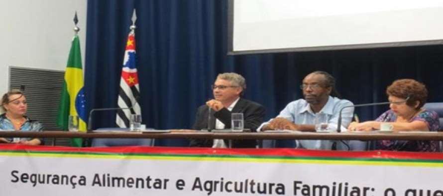 SP: Incra participa de audiência pública sobre alimentação saudável e segurança alimentar