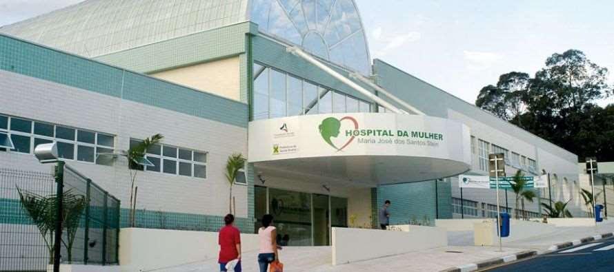 #PTemSantoAndre: Prefeito Carlos Grana entrega reforma do centro de parto do Hospital da Mulher