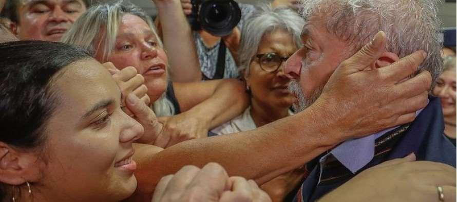 Datafolha: Lula segue líder com folga em pesquisa
