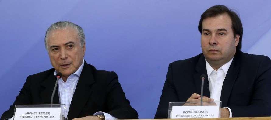 OAB vai ao STF para que Rodrigo Maia analise impeachment de Temer