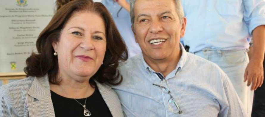 Luiz Turco recebe apoio da Ministra Miriam Belchior