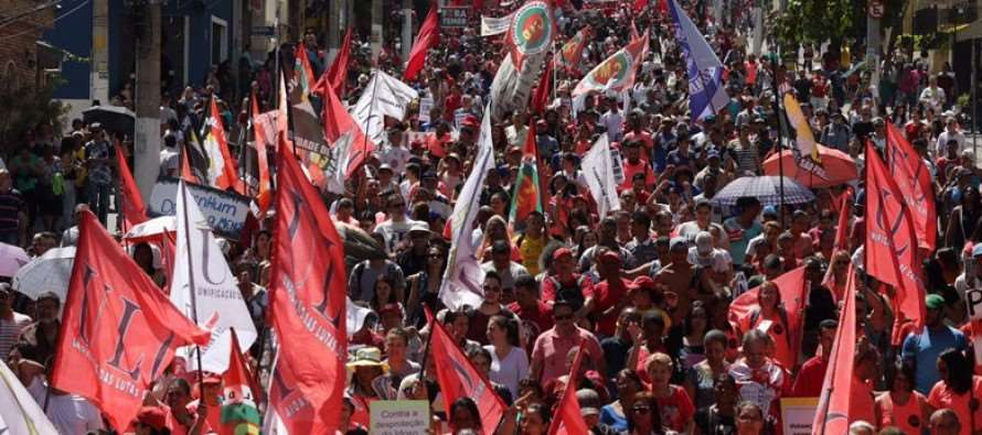 23º Grito dos Excluídos denuncia retrocessos de Temer, Alckmin e Doria