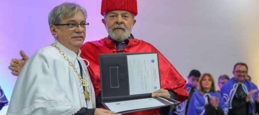 """Lula no Piauí: """"Educação melhorou quando tornou-se investimento no povo"""""""