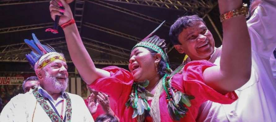 Lula encerra caravana histórica pelo Nordeste renovado pelo contato com o povo