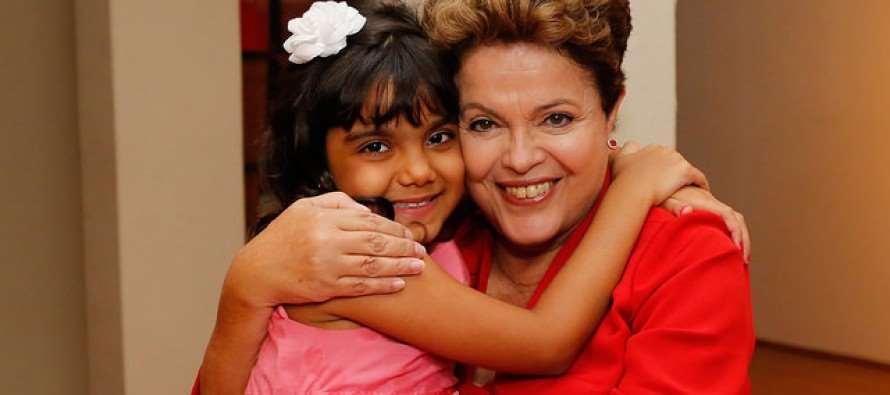 #Dilma investe na defesa de crianças e adolescentes
