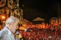 """Lula no Recife: """"Aprendemos a ter direitos e não vamos aceitar perdê-los"""""""