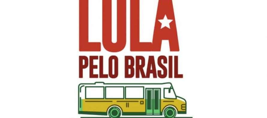 Lula pelo Brasil: conheça o roteiro da caravana pelos 9 estados do Nordeste