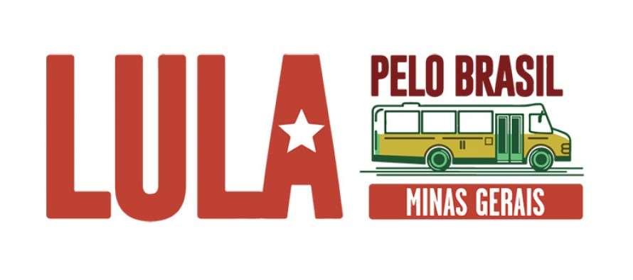 Caravana Lula pelo Brasil desembarca em Minas Gerais