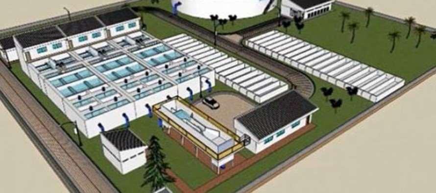 Semasa perde prazo e governo federal cancela contrato para construção de estação de tratamento de água no Pedroso