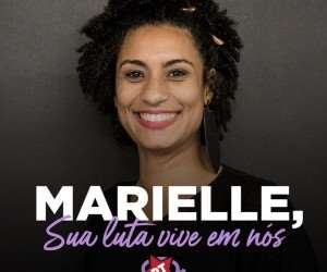 Nota do PT Nacional pelo assassinato de Marielle Franco