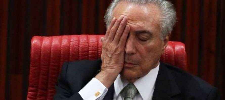 Ibope: para 79%, deputado que votar com Temer também é corrupto