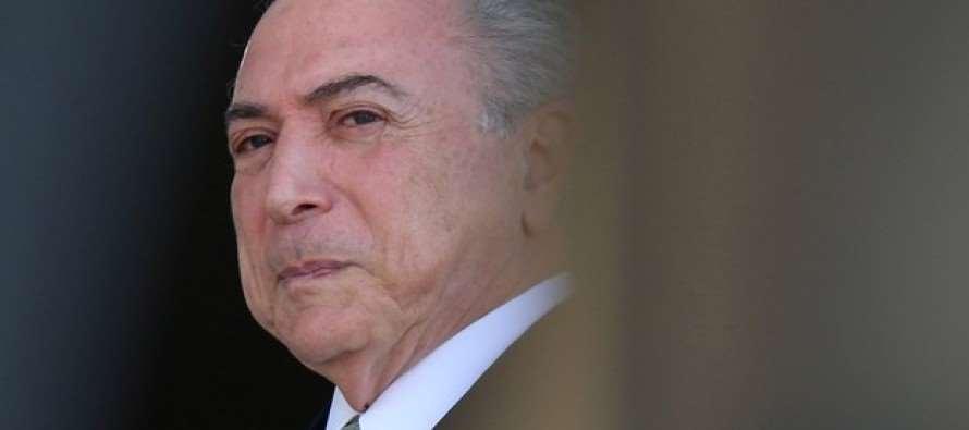 Governo golpista de Michel Temer provoca maior rombo da história e quer vender o Brasil inteiro