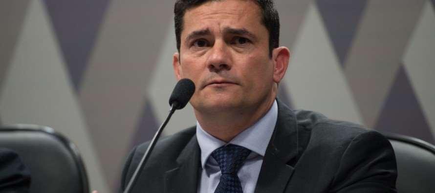 Pesquisa IPSOS revela: Desaprovação ao juiz Sérgio Moro bate recorde em agosto