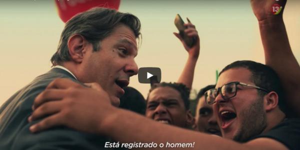 primeiro programa TV Lula_PT Santo André