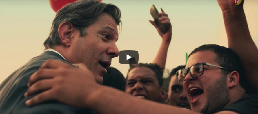 Assista: primeiro programa de tv da campanha Lula e Haddad