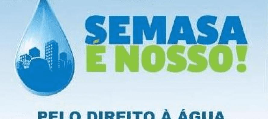 """Movimento """"O Semasa é Nosso!"""" realiza Audiência Pública"""