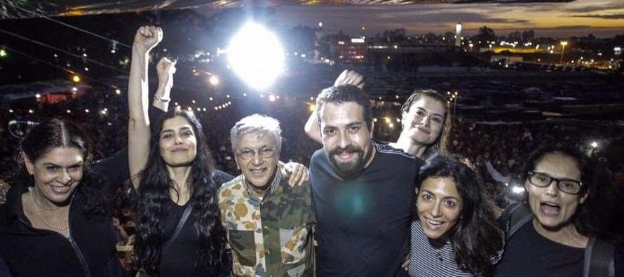Nota de repúdio à proibição ao show de Caetano Veloso