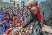 """Lula: """"Se estão preocupados com o fato de eu ser candidato, podem saber que vamos ganhar"""""""