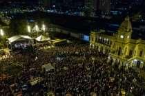 Nos braços do povo, Lula encerra caravana após oito dias em MG