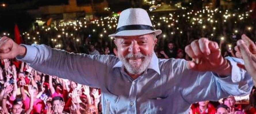 """Lula no Rio Grande do Norte: """"Quero de novo um país onde as mães possam oferecer 3 refeições por dia a seus filhos"""""""